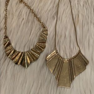 Jewelry - 🎀 Set of 2 Gold Necklaces
